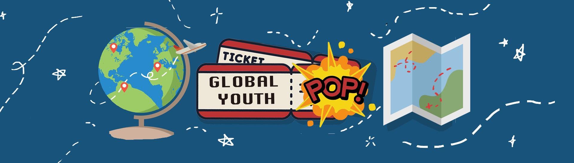 超牆青年 X Global yoth pop!